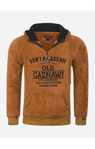 Gaznawi Teddy Bear Fleece Hoody/Sweater 66104 Peru