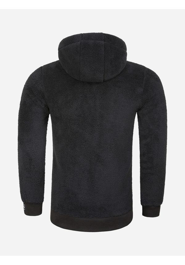 Teddy Bear Fleece Hoody /Sweater 66103 Black