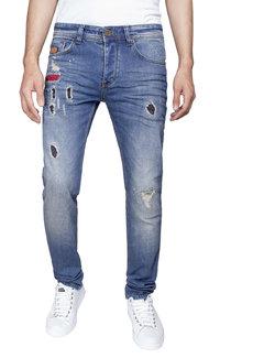 Wam Denim Jeans 72068 Light Navy L34