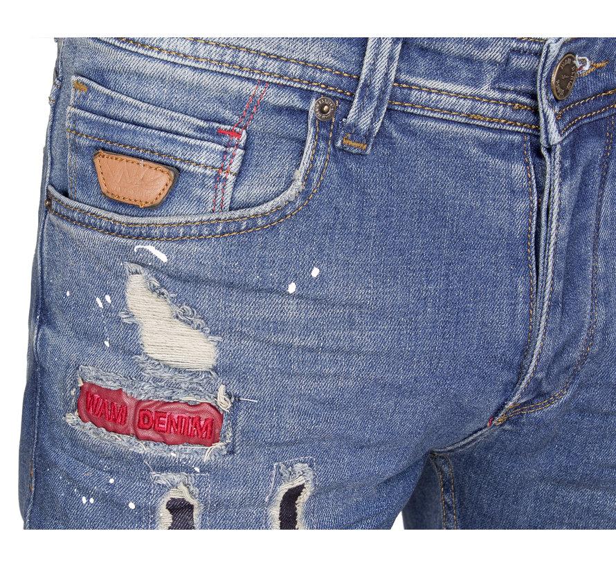 Jeans 72068 Light Navy L34