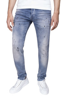 Wam Denim Jeans 72067 Blue L34