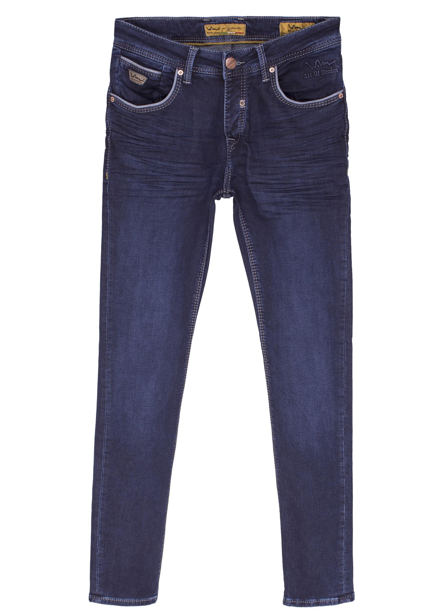 Wam Denim Jeans 92150 Dark Blue