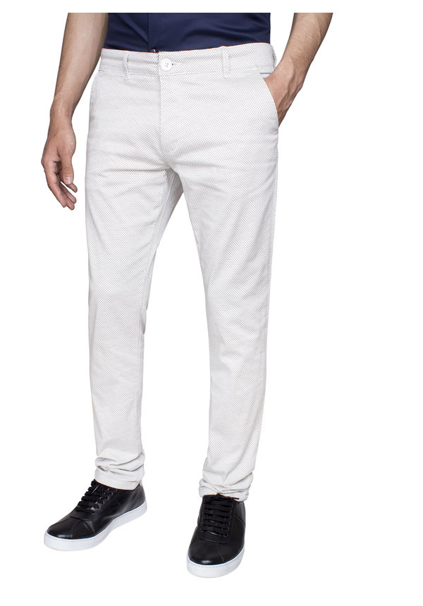 Chino 72073 Off White