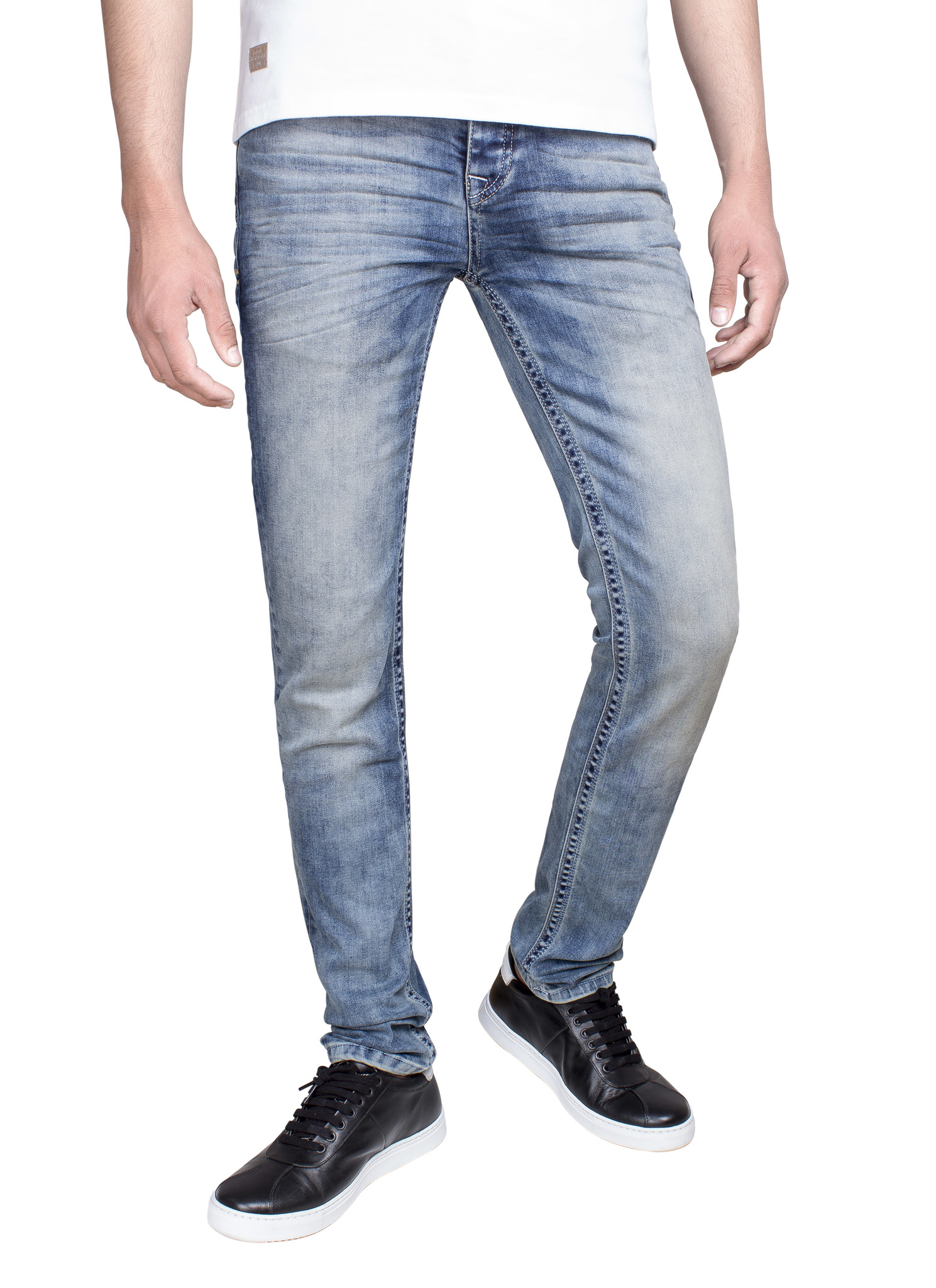 Wam Denim Jeans 72084 Dark Blue