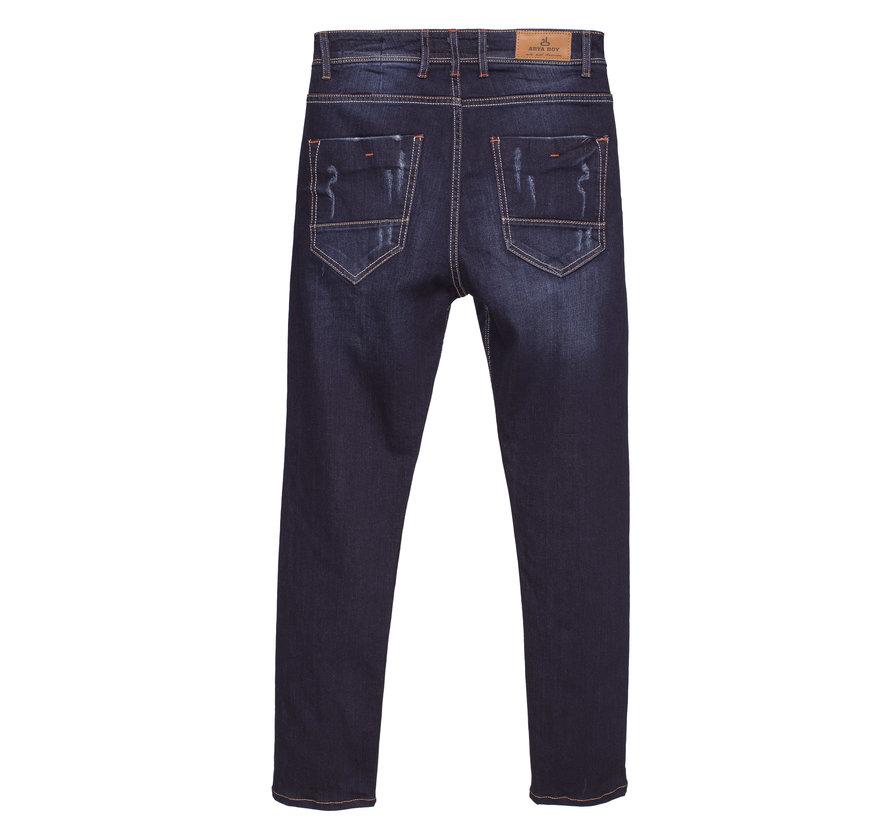 Jeans 82046 Drak Blue
