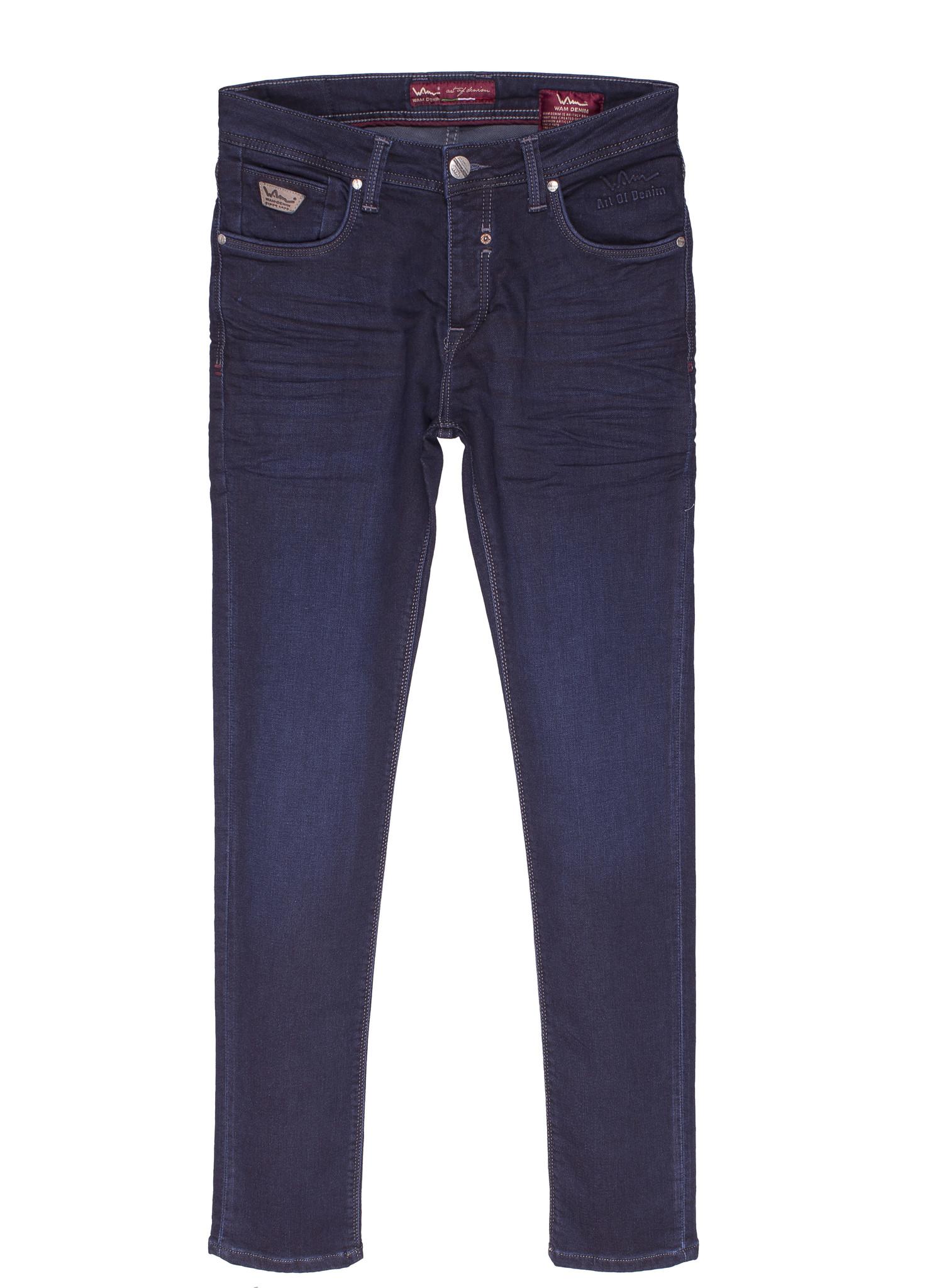 Wam Denim Jeans 92161 Dark Blue