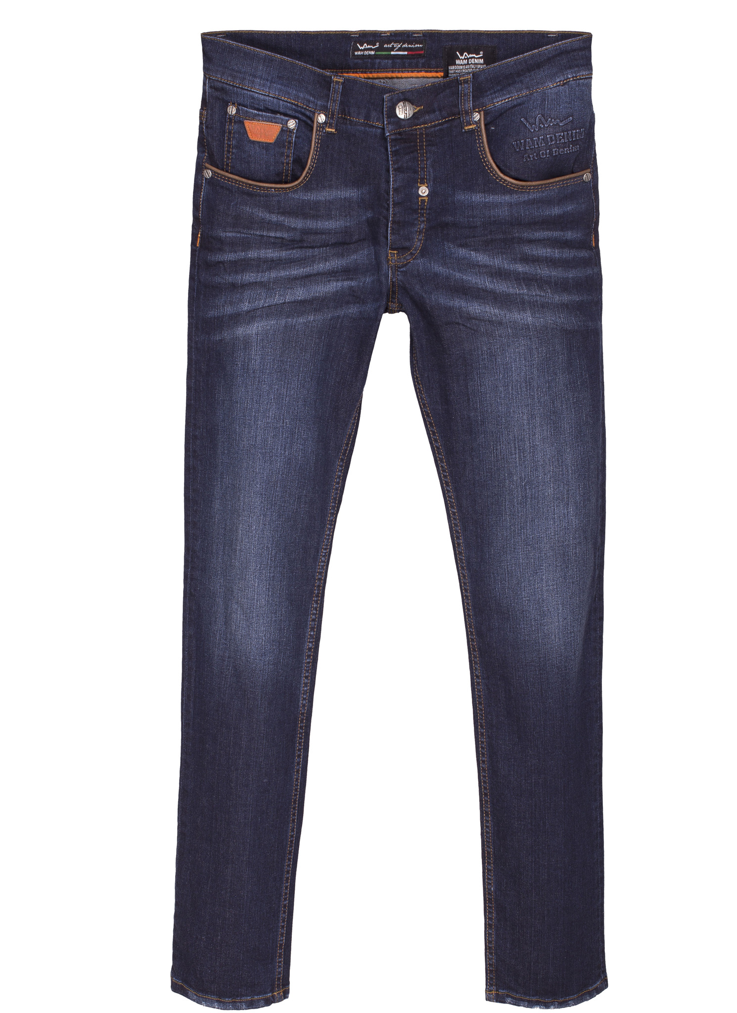Wam Denim Jeans 72020 Blue