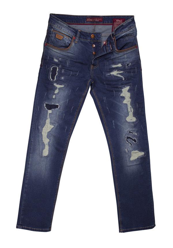 Jeans Tennesee Dark Blue