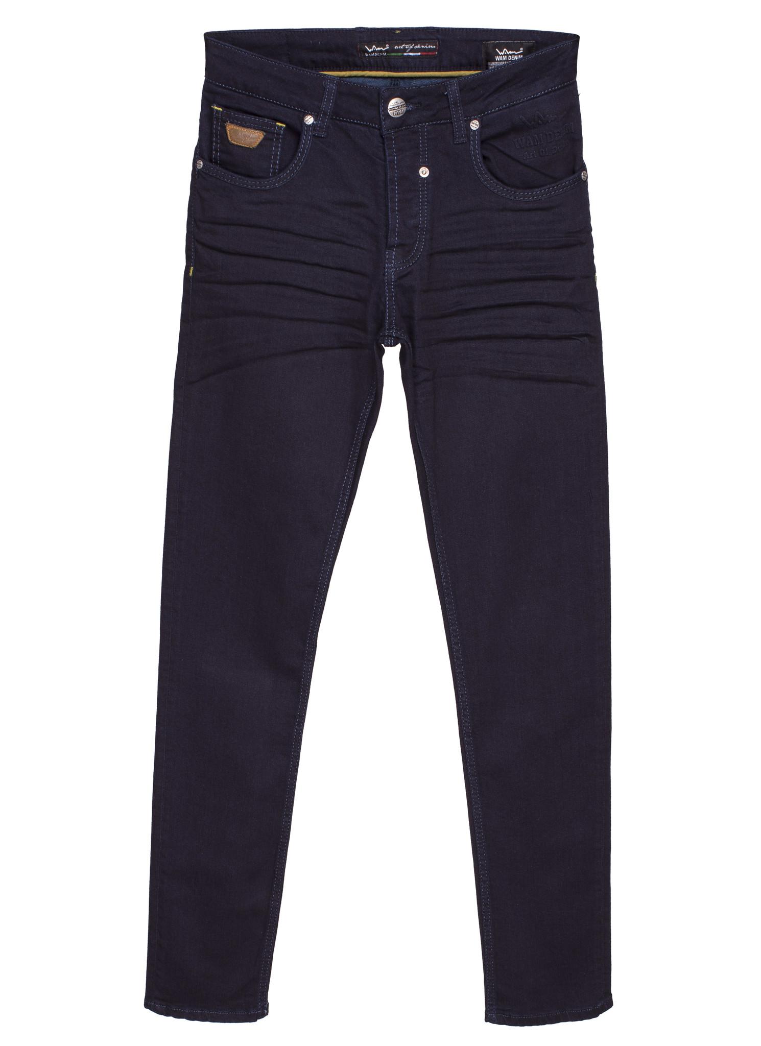 Wam Denim Jeans 72030  Dark Navy