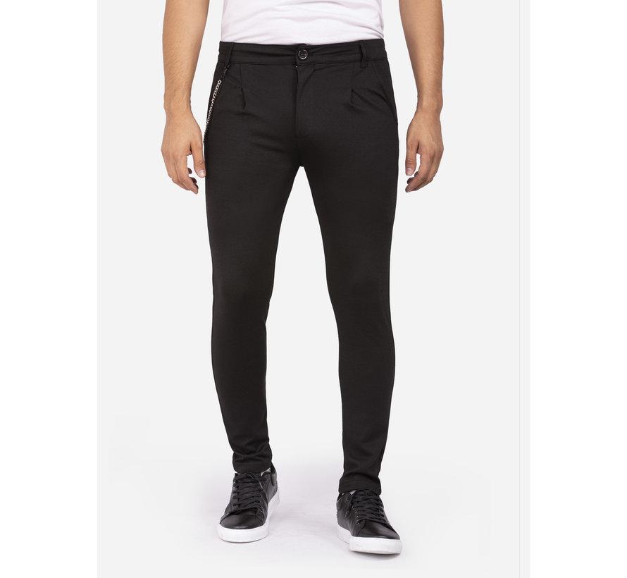 Pantalon 82109 Germano Black