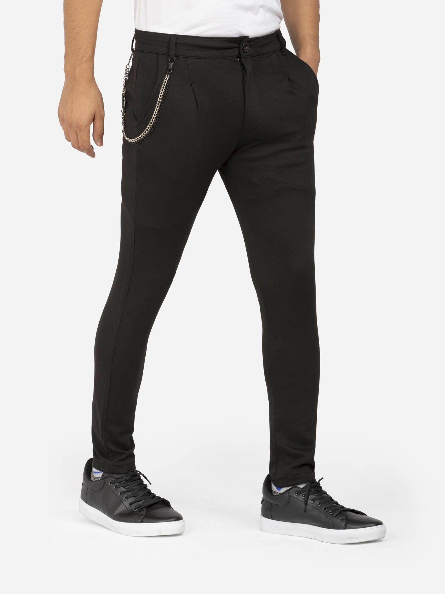 Arya Boy Pantalon 82109 Germano Black