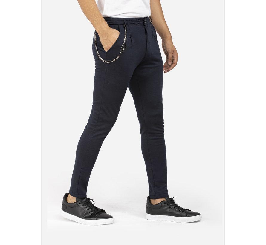Pantalon 81208 Gaspare Navy