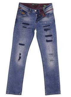 Wam Denim Jeans Georgia Blue