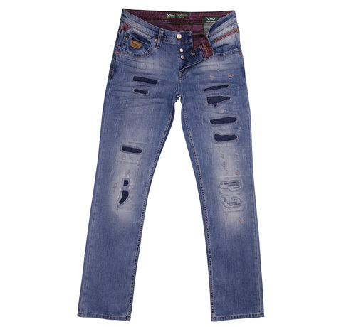 Wam Denim Jeans Goegria Blue