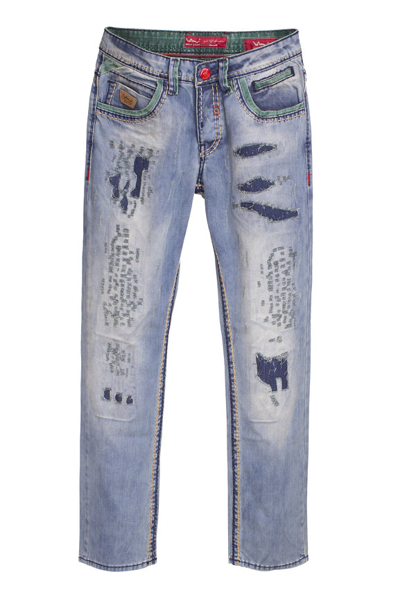 Jeans 92043 Blue