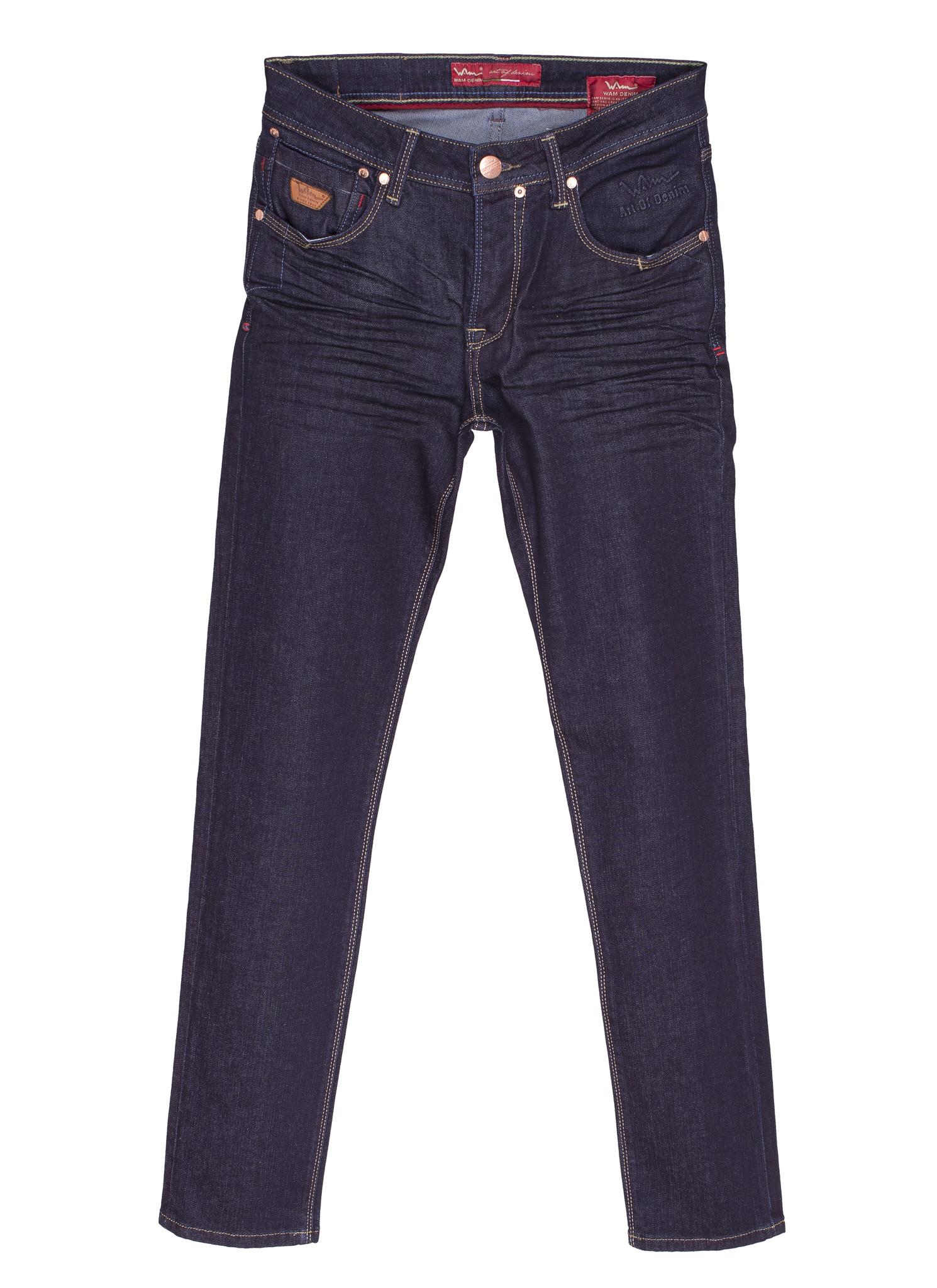 Wam Denim Jeans 92151 Dark Blue