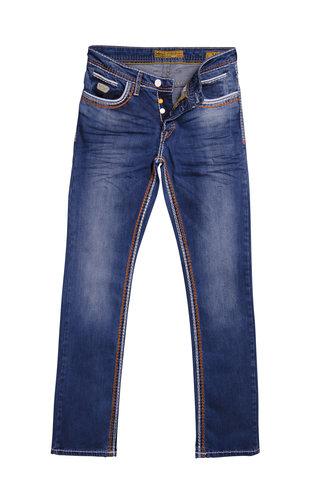 Wam Denim Jeans Houston Dark Navy
