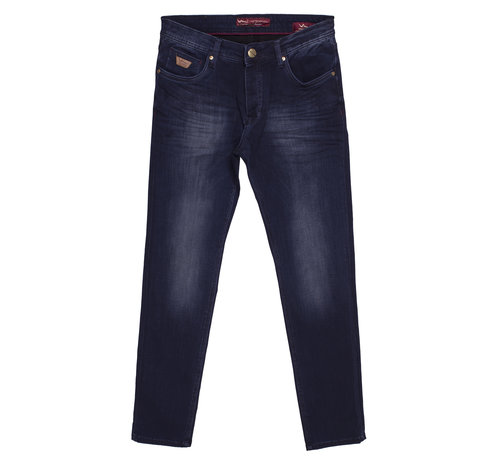 Wam Denim Jeans92141 Dar Blue