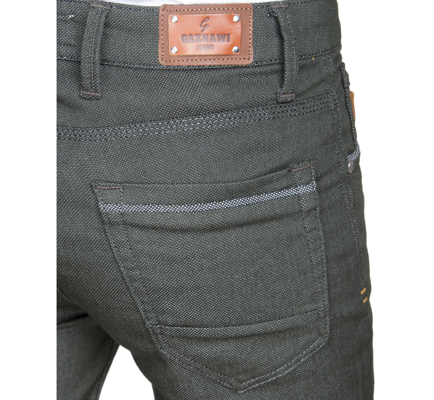 Jeans 68015 Green