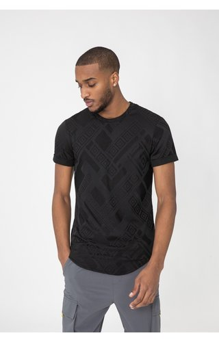 Wam Denim T-Shirt Y5450 Black