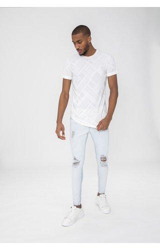 Wam Denim T-Shirt Y5450 White