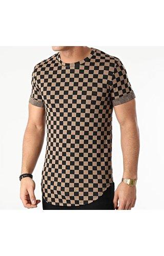 Wam Denim T-Shirt UY561 Camel
