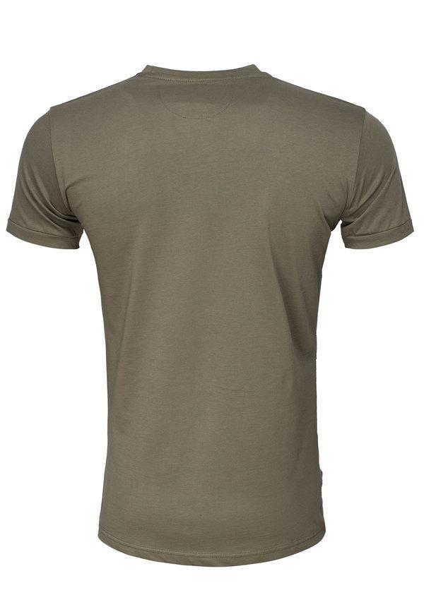T-Shirt 89246 Khaki
