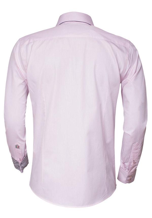 Overhemd Lange Mouw  75257 Pink