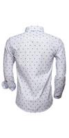 Overhemd Lange Mouw  75511 Light Blue