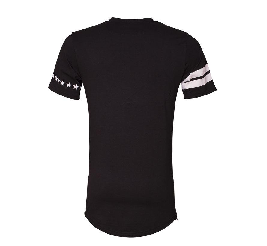 T-Shirt 89185 Black