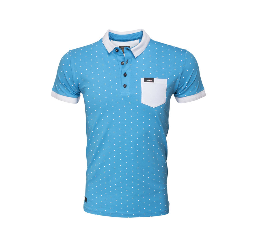 Polo 79329 Turquoise