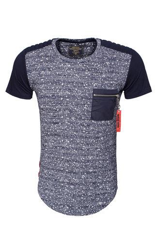Wam Denim T-shirt 79379 Navy