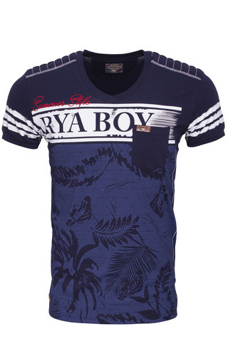 Arya Boy T-Shirt 89205 Navy