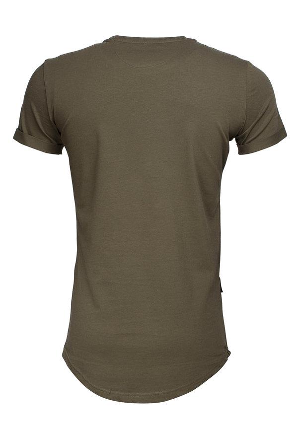 T-Shirt 69033 Khaki