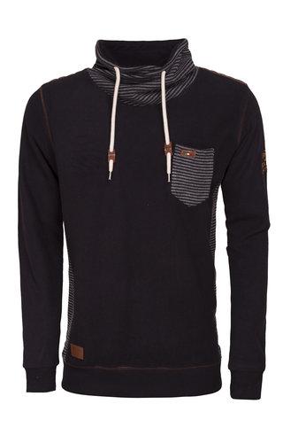 Arya Boy Sweater 86162 Black Anthracite