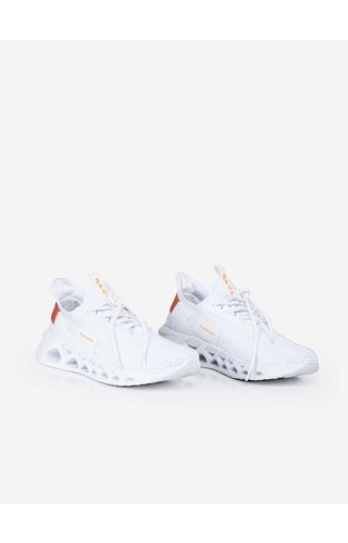 Wam Denim Shoe DB2019 White