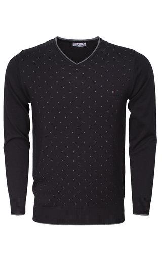 Wam Denim Sweater  77210 Black