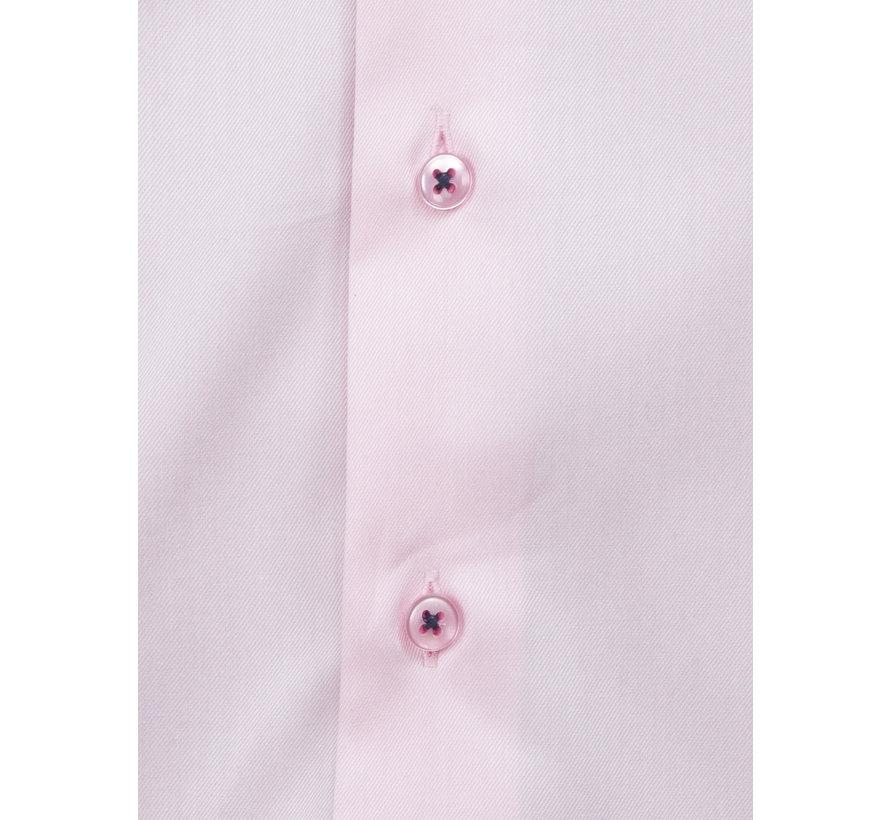 Overhemd Lange Mouw Getafe Pink