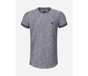 Wam Denim T-Shirt Luzern Navy