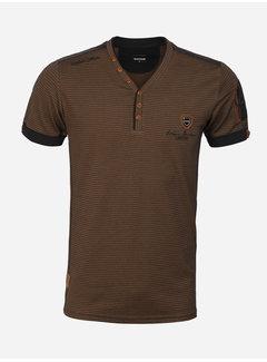 Wam Denim T-Shirt Onex Brown