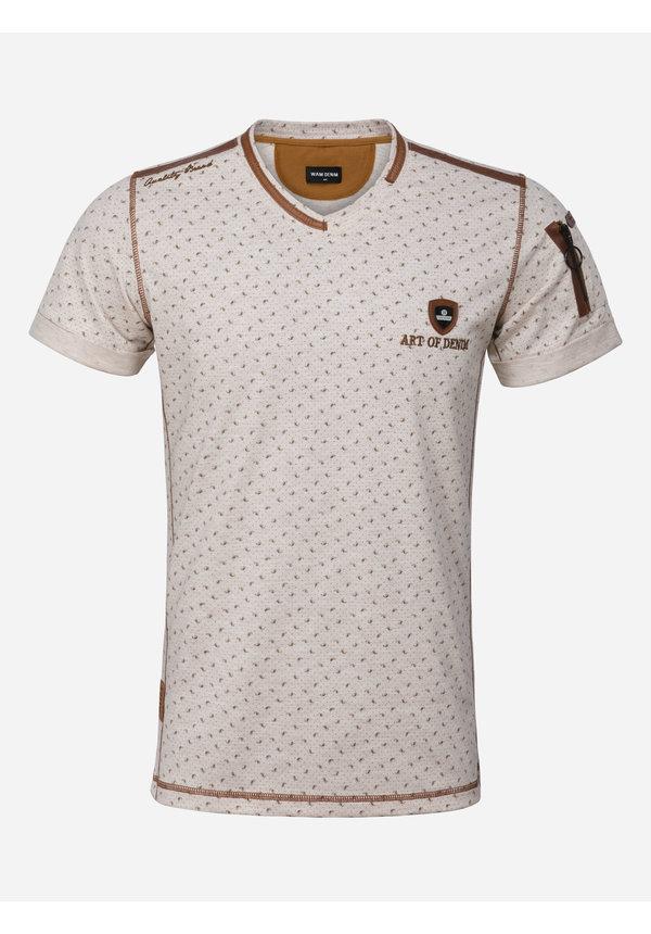 T-Shirt Renens Beige
