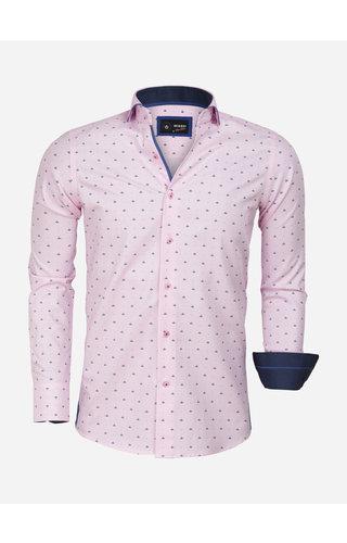 Arya Boy Overhemd Lange Mouw 85286 Pink