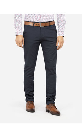 Wam Denim Chino Shlomel Navy