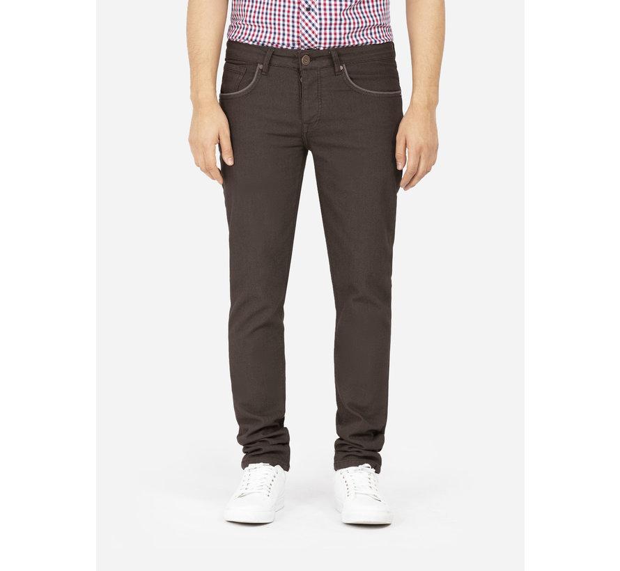 Jeans 72225 Sinai Brown L32