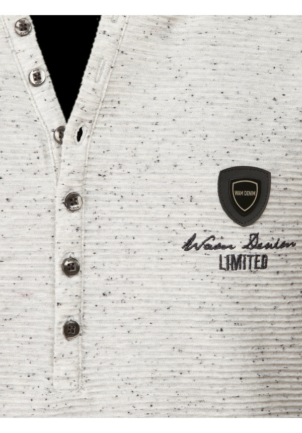 T-Shirt Sargans Off White