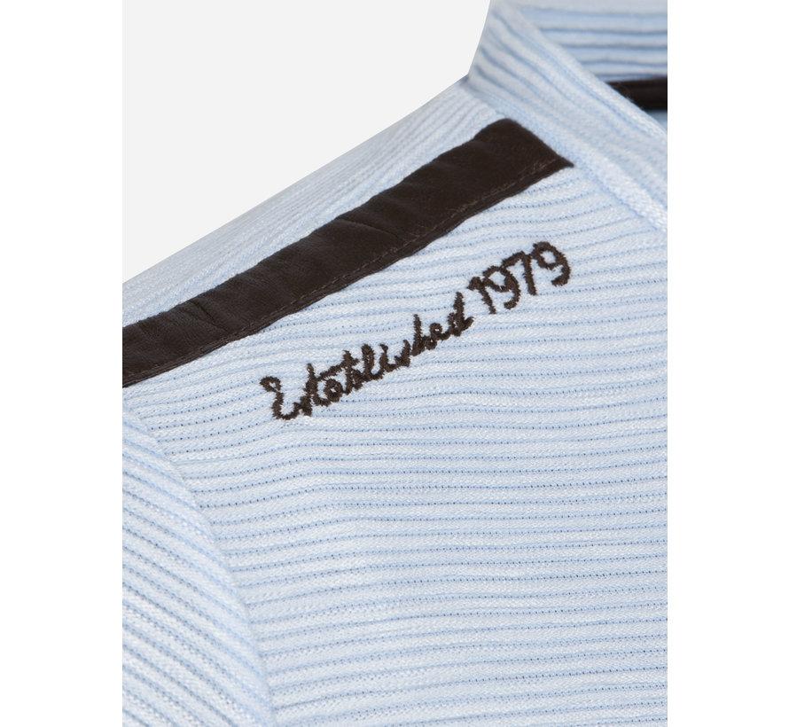 T-Shirt 79485 Stans Blue