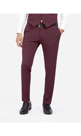 Wam Denim Pantalon 72196 Dark Red