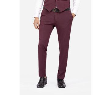 Wam Denim Pantalon 72196 Dark Red