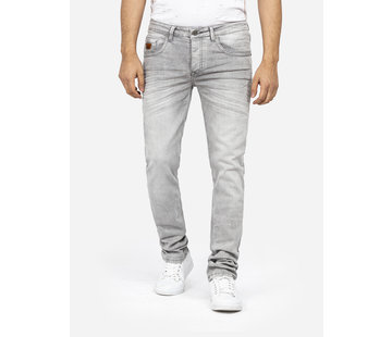 Wam Denim Jeans 72221 Ikhil Grey L32