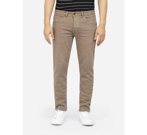 Wam Denim Jeans 72243 Dov Beige L34
